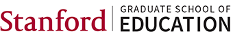 Stanford Graduate School of Education homepage
