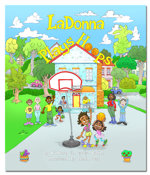 Last fall, Biddle published a children's book she began writing while she was at Stanford.