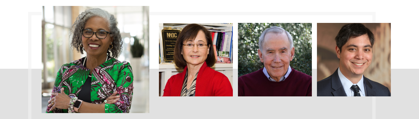 Photo of lecture speakers