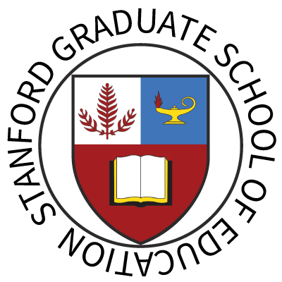 Old crest of Stanford University School of Education