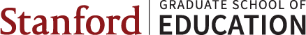 Stanford Graduate School of Education logo