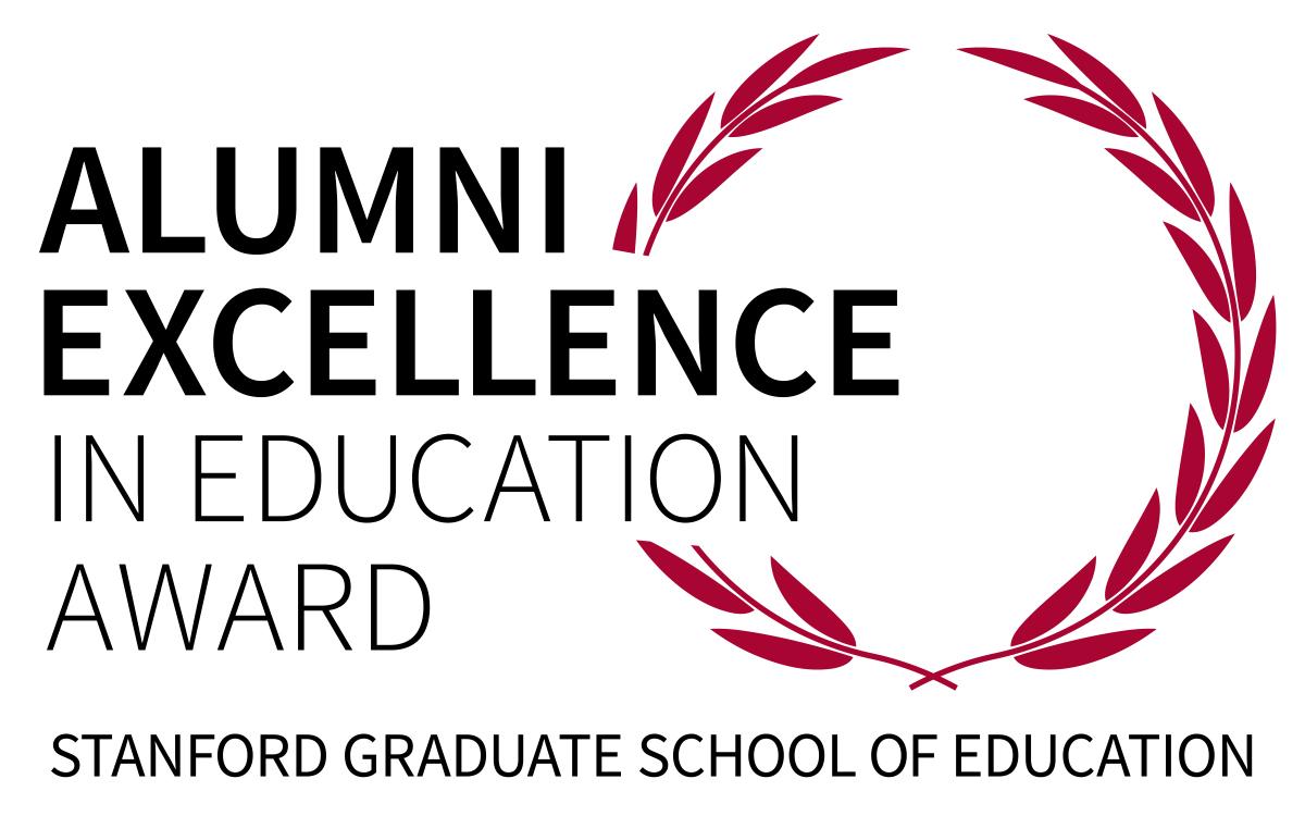 GSE Alumni Award Logo