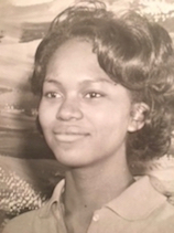 Joyce E. King as a student at Edison High School in Stockton, Calif., in 1965.