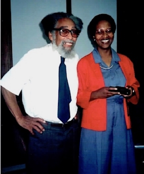 King helped recruit the late sociologist and activist St. Clair Drake to head the African American studies department at Stanfor