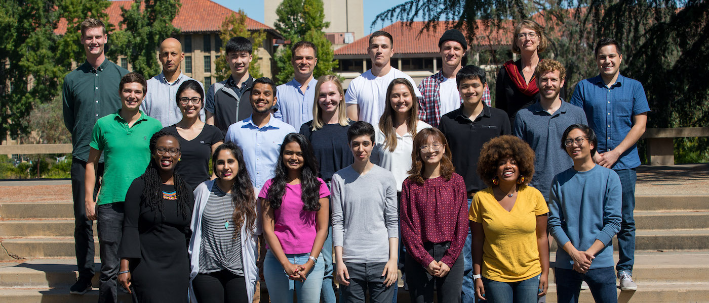 Photo of LDT Class of 2020 Cohort