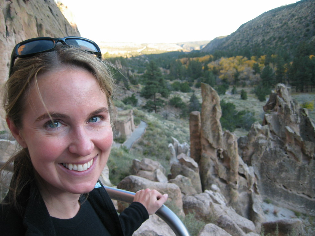 Nicole Ardoin wins top environmental education award. (Photo courtesy of Ardoin)