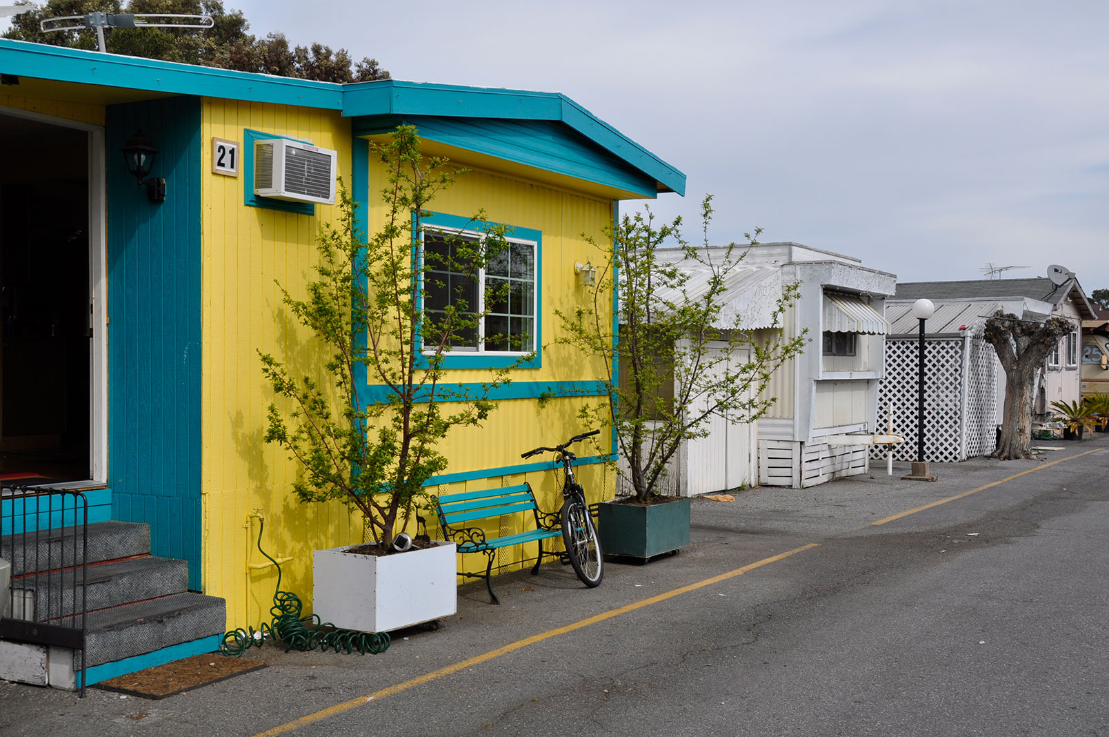 Buena Vista Mobile Home Park Is One Of The Last Affordable Areas For Low Income