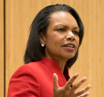 condoleeza rice phd dissertation Condoleezza rice: inspiration for any generation a true role model rarely ever begins his or her journey by announcing that he or she wants to lead or become role models.