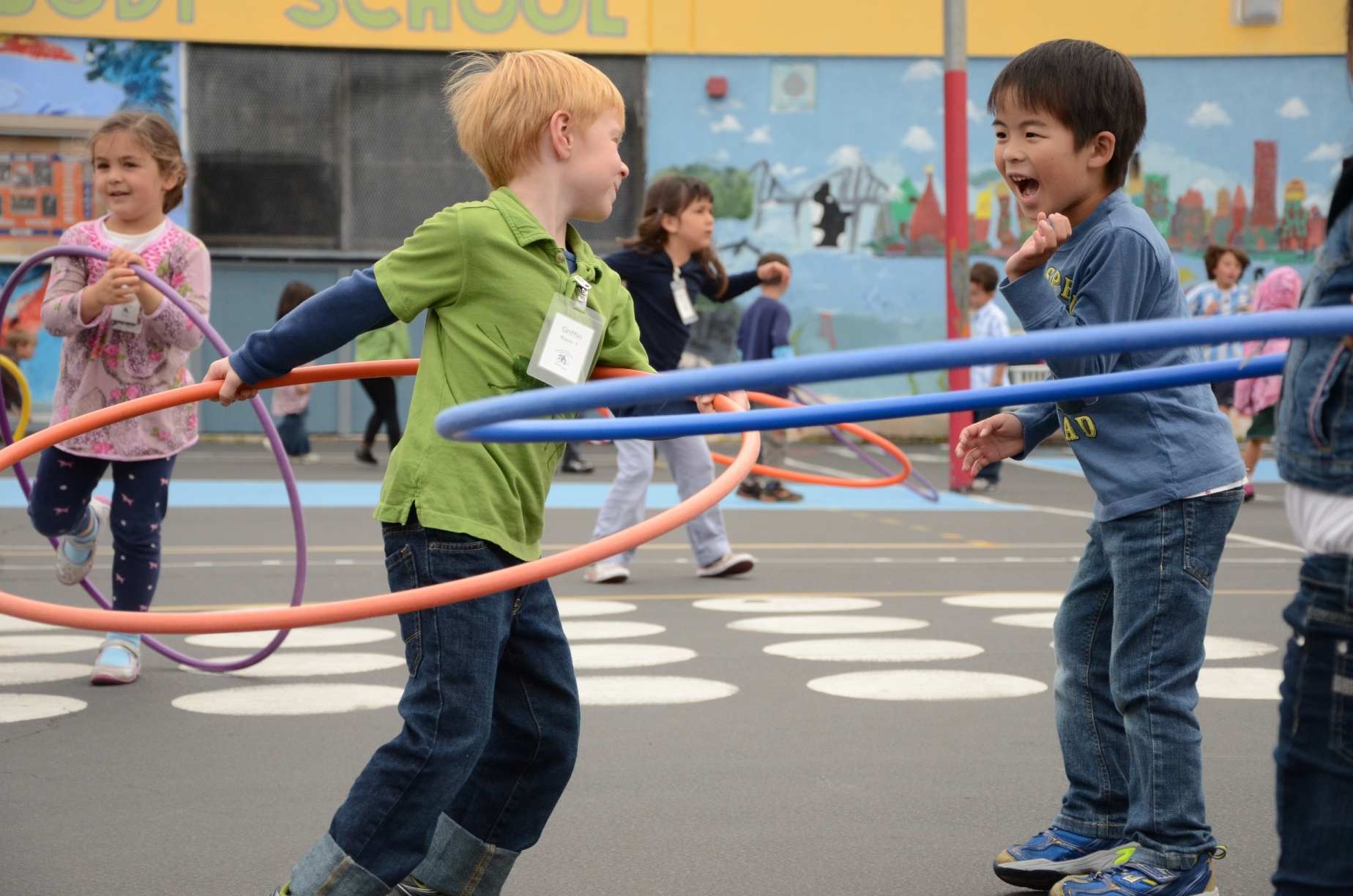 Strengthening recess transforms the school climate ...