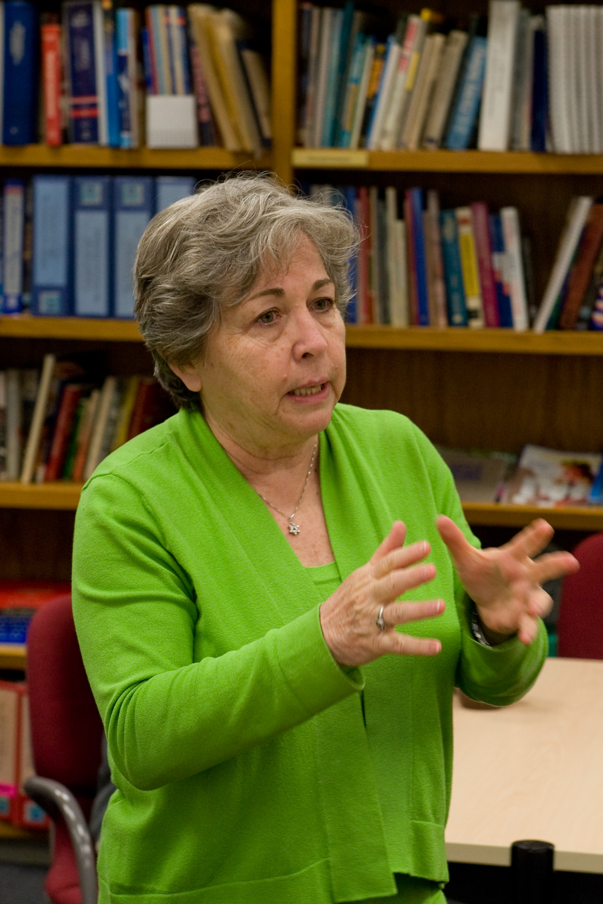 Prof. (Teaching) Rachel Lotan