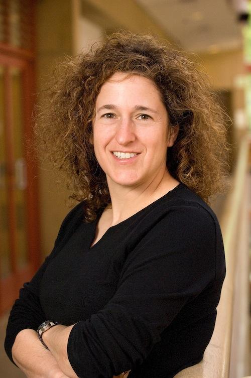 Stanford Professor Susanna Loeb (Photo: Linda A. Cicero)