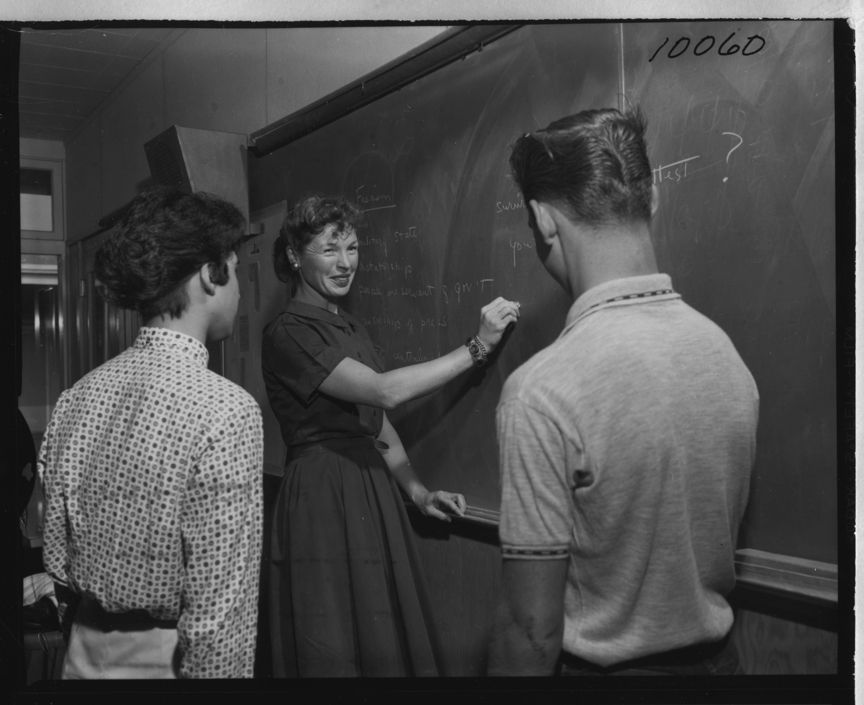 The Stanford Teacher Education Program launched in 1959 with a $900,000 gift from the Ford Foundation. Mary Paulson, MA '60,