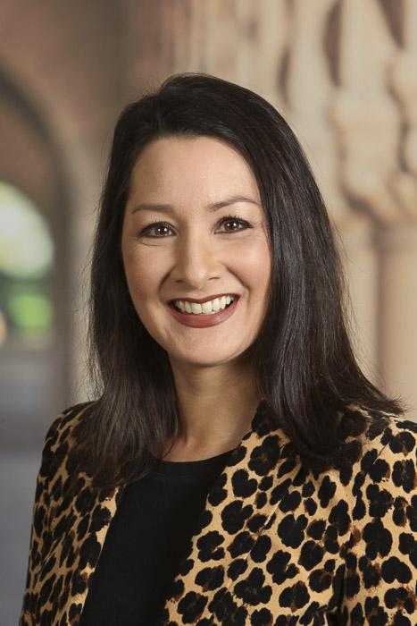 Photo of Professor Christine Min Wotipka, Stanford Graduate School of Education