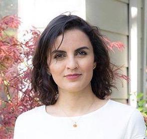 Photo of Shima Salehi