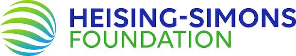 Logo of Heising-Simons Foundation