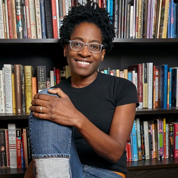 Photo of Jacqueline Woodson