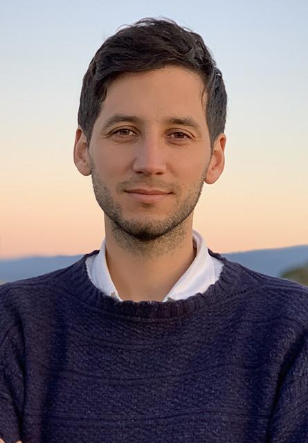Photo of Sebastián Otero