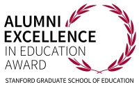 GSE Alumni Excellence in Education Award