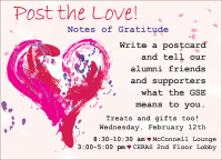 Post the Love! Notes of Gratitude