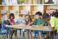 Study finds improved self-regulation in kindergartners who wait a year to enroll