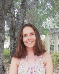 Photo of Salome Aguilar Llanes