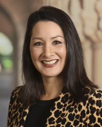 Photo of Professor Christine Min Wotipka, Stanford Graduate School of Education