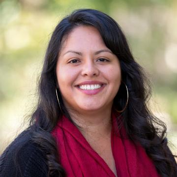 A photo of Danielle Aguilar