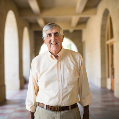 Larry Cuban, PhD '74