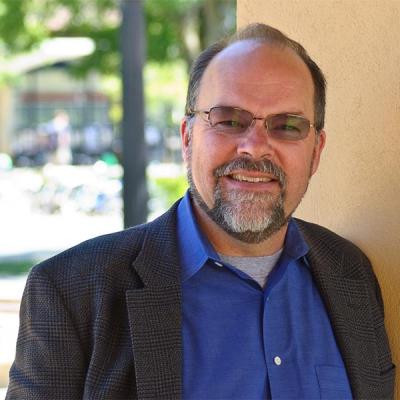 Dr. David Plank Headshot