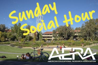 GSE AERA Sunday Social Hour