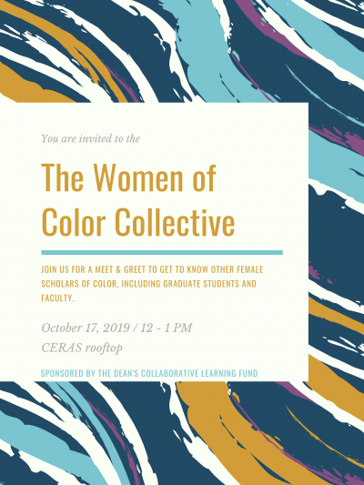 Women of Color Collective Meet & Greet