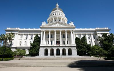 Picture of the California Capitol in Sacramento by Alex Proimos/Flickr