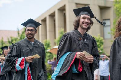 STEP graduates