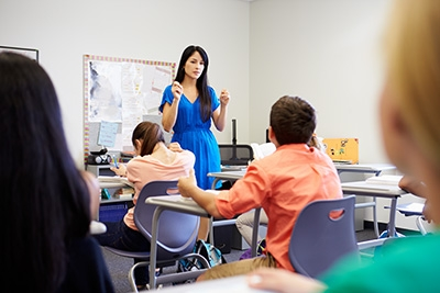 Teacher turnover under IMPACT led to positive effects in student performance and teacher quality, study shows. (Photo: Monkey Business Images/Shutterstock)