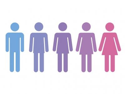 an illustration of genders
