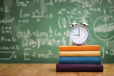 New Stanford paper says speed drills and timed testing in math can be damaging for students. (Cherries/Shutterstock)