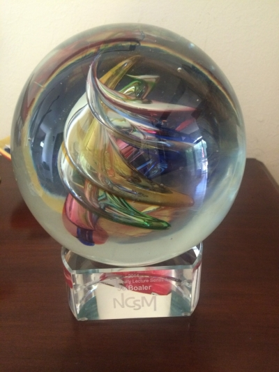 The Kay Gilliland Equity Award