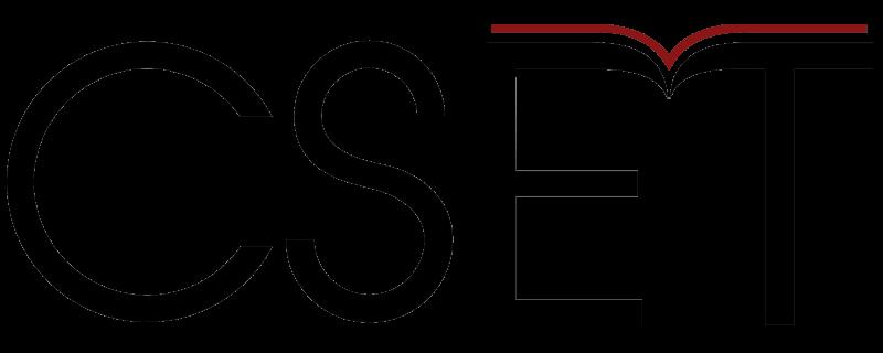Logo of research center CSET