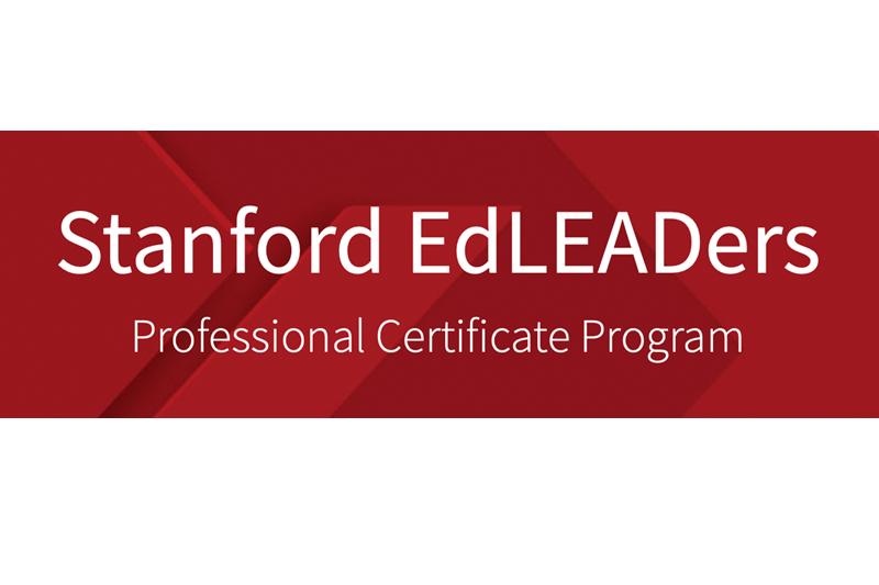 Stanford EdLEADers logo