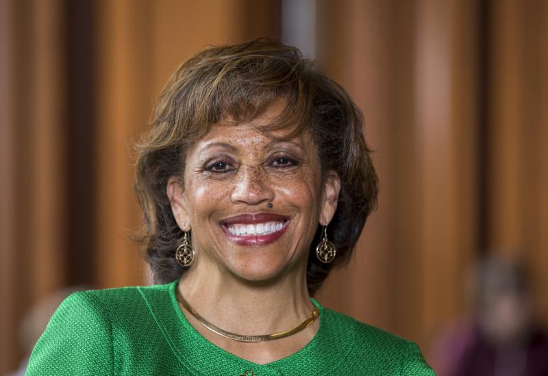 Photo of Dr. Lori White