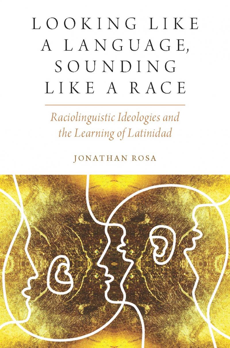 Looking like a Language, Sounding like a Race, book cover