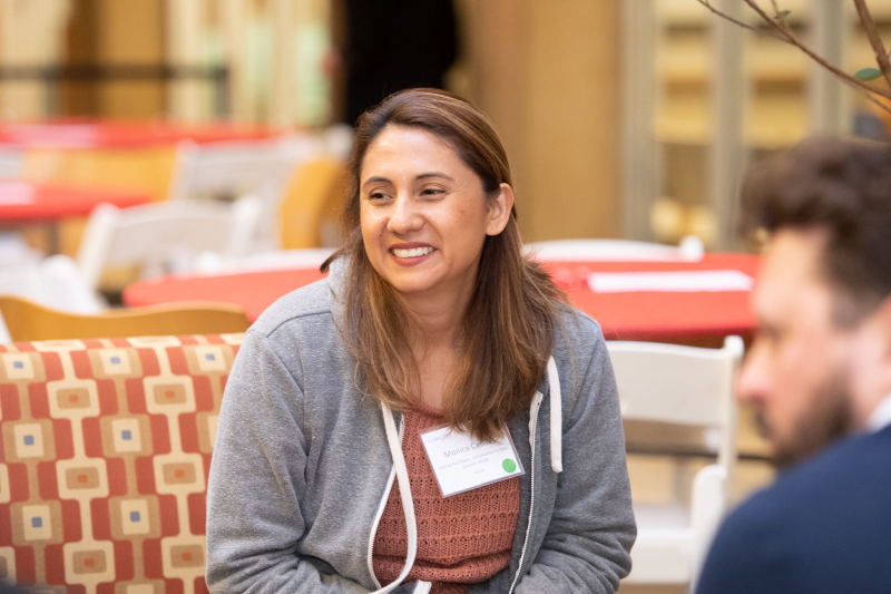 Monica Casillas, a math teacher at LA Unified, helped pilot the district's Introduction to Data Science course.