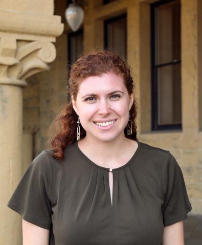 Photo of Isabel Sacks