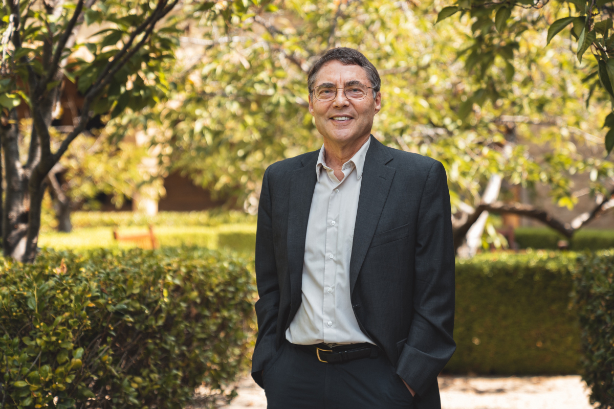 Photo of Carl Wieman