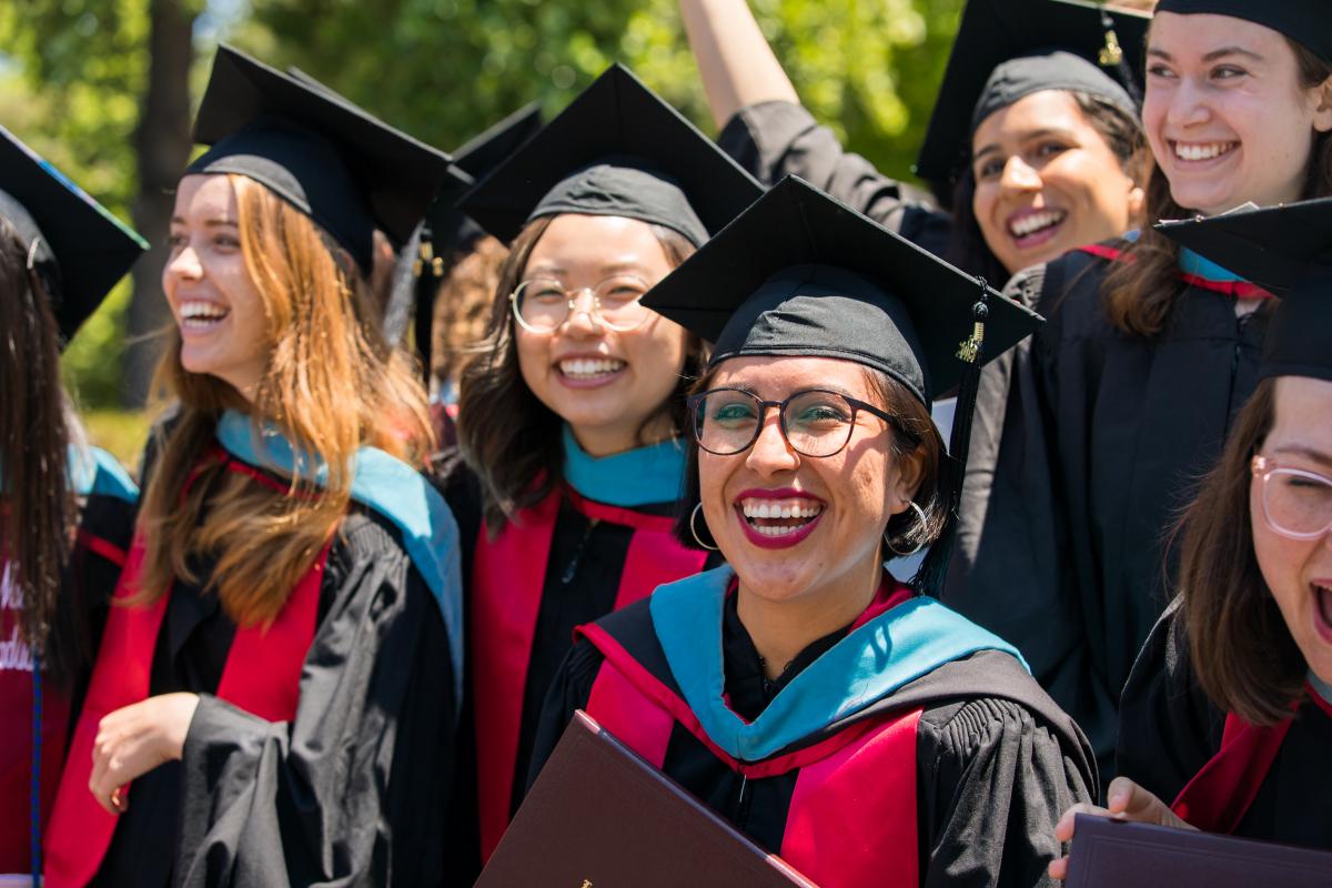 Picture of graduates 2019