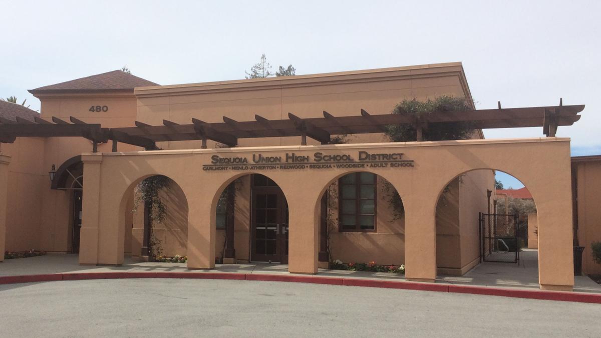Sequoia Union High School building