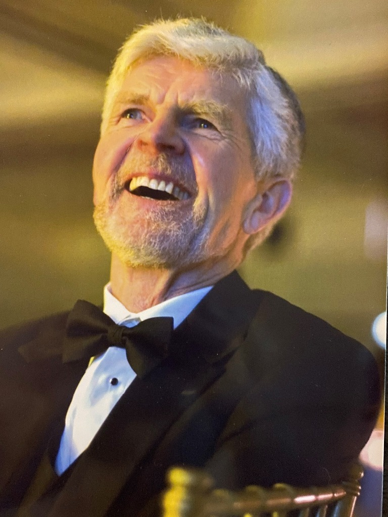 Picture of Stanford professor Carl Thoresen