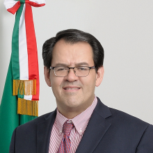 Photo of Bernardo H. Naranjo, PhD '02