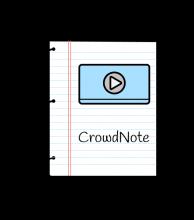 Crowd Note logo