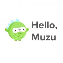 Hello Muzu Logo